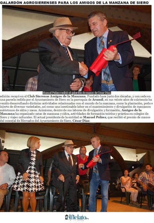 2016 galardon agrosiero pelaez